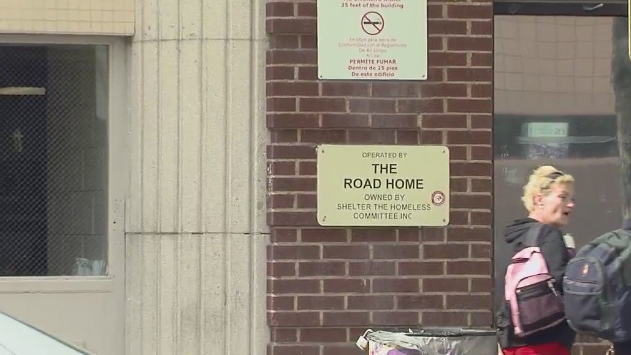 Road Home stays open 24/7 to provide storm shelter