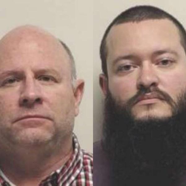 human sex trafficking suspects