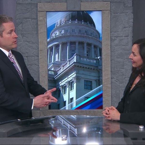 ACLU of Utah talks top legislative priorities