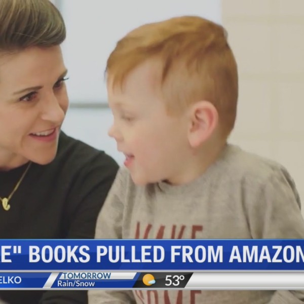 """Amazon pulls books claiming """"cure"""" for autism"""