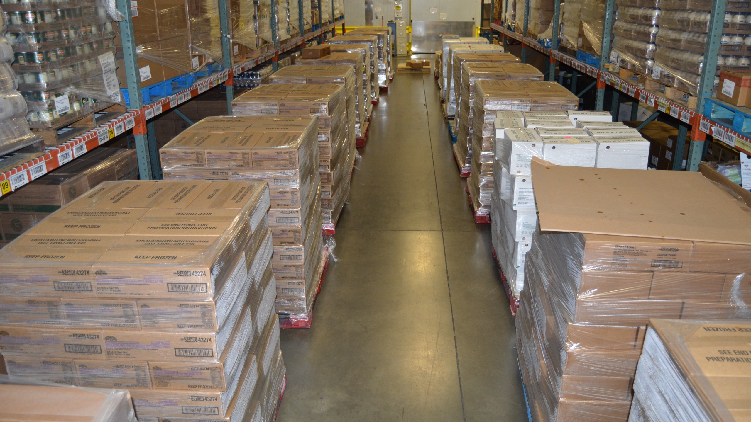 Food Bank receives generous donation