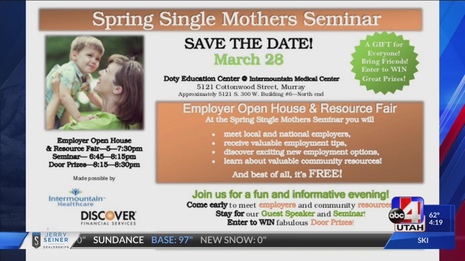 Meet single mothers