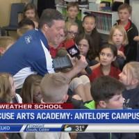 Syracuse Arts Academy Weather School