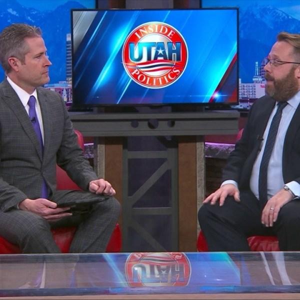 UCAIR talks top legislative priorities this session