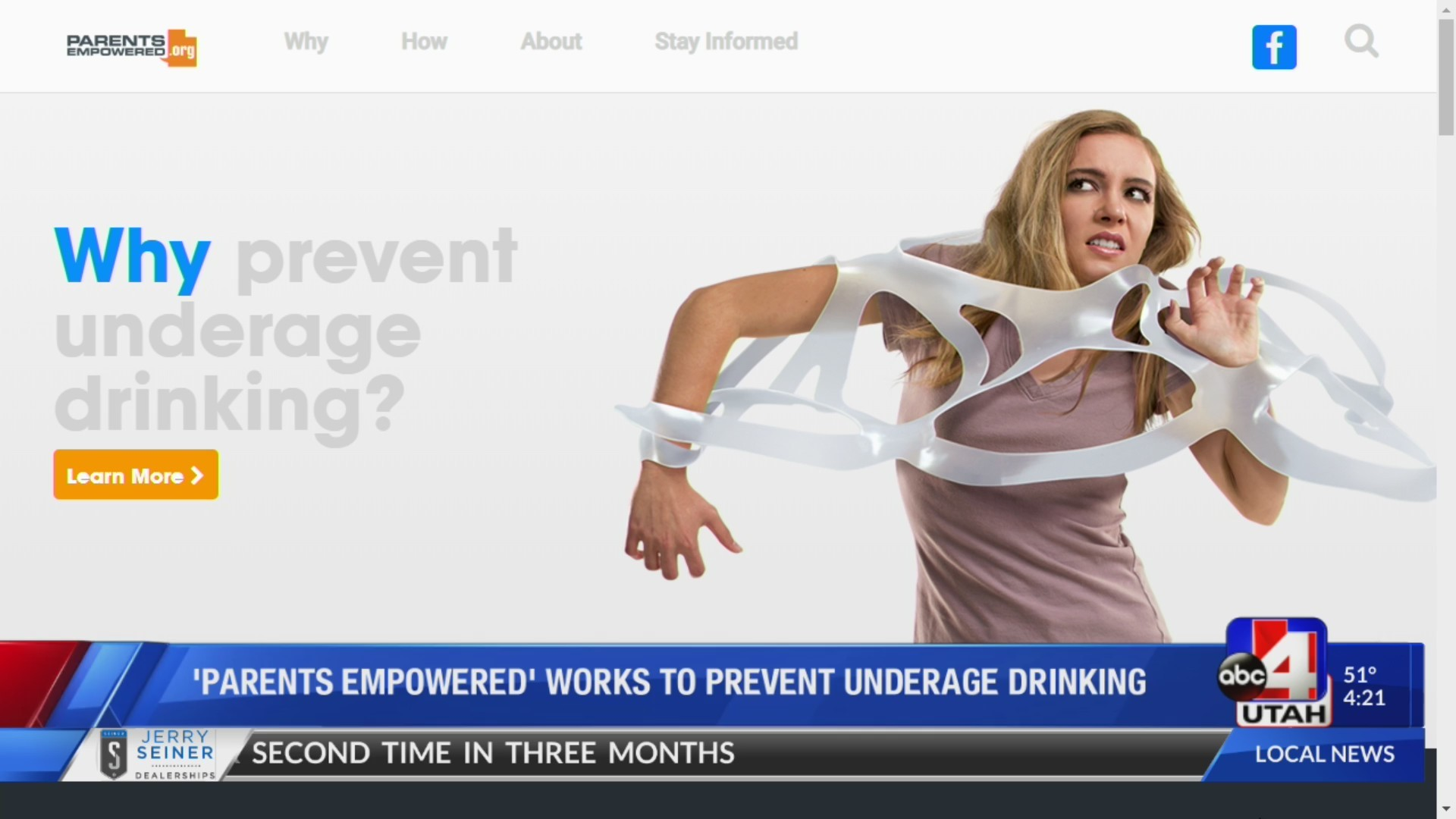 Underage drinking and prevention skills parents can use