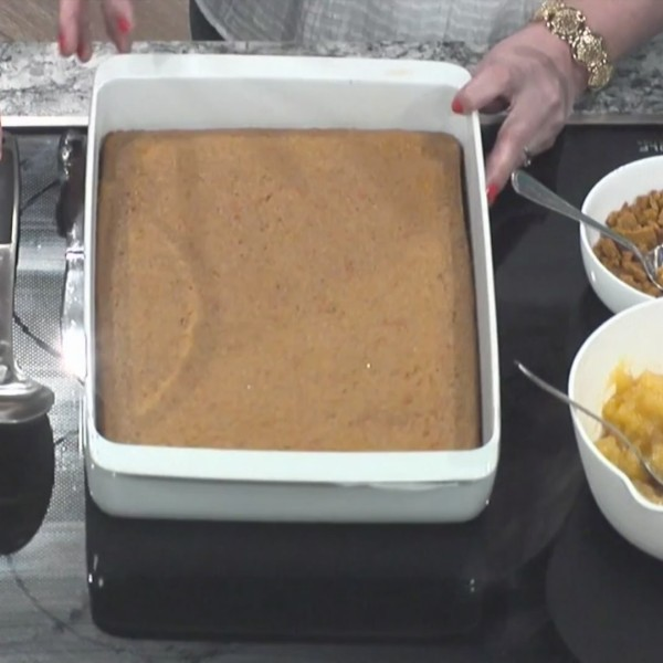 Carrot Cake Trifle 2