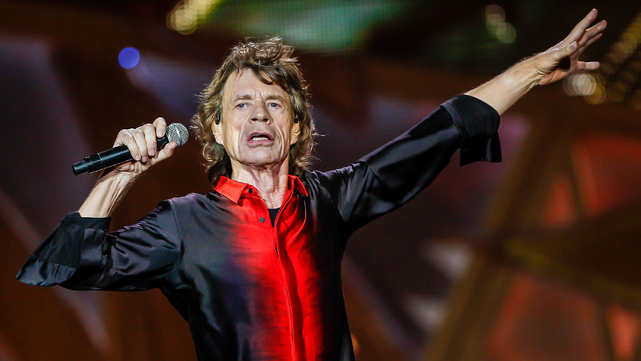 Mick Jagger, July 2015 concert34609273-159532