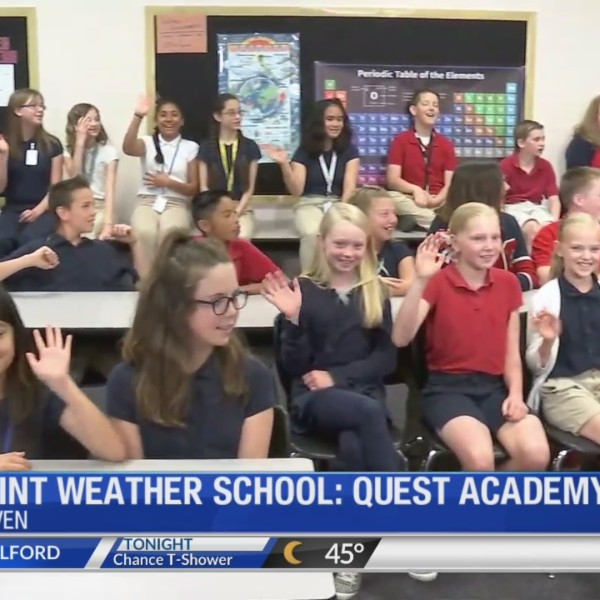 Midday Weather School at Quest Academy