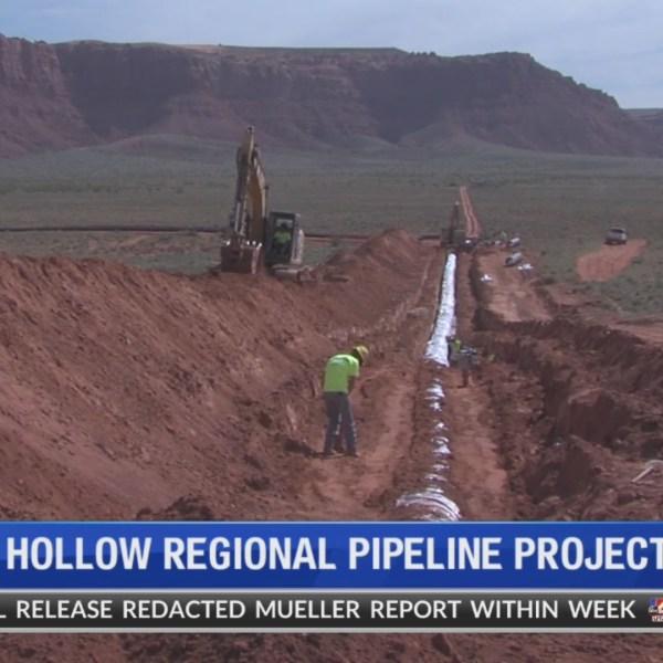 New Washington County pipeline to impact 100,000 residents