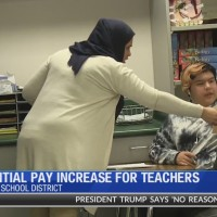 Tentative agreement reached to increase teacher salaries to $50,000/year