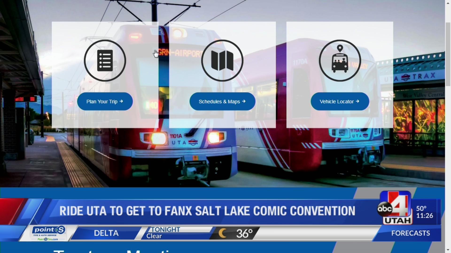 UTA providing additional service for FanX Salt Lake Comic Convention
