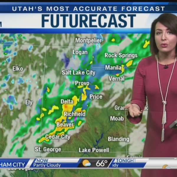 Utah's Most Accurate Forecast with Meteorologist Alana Brophy