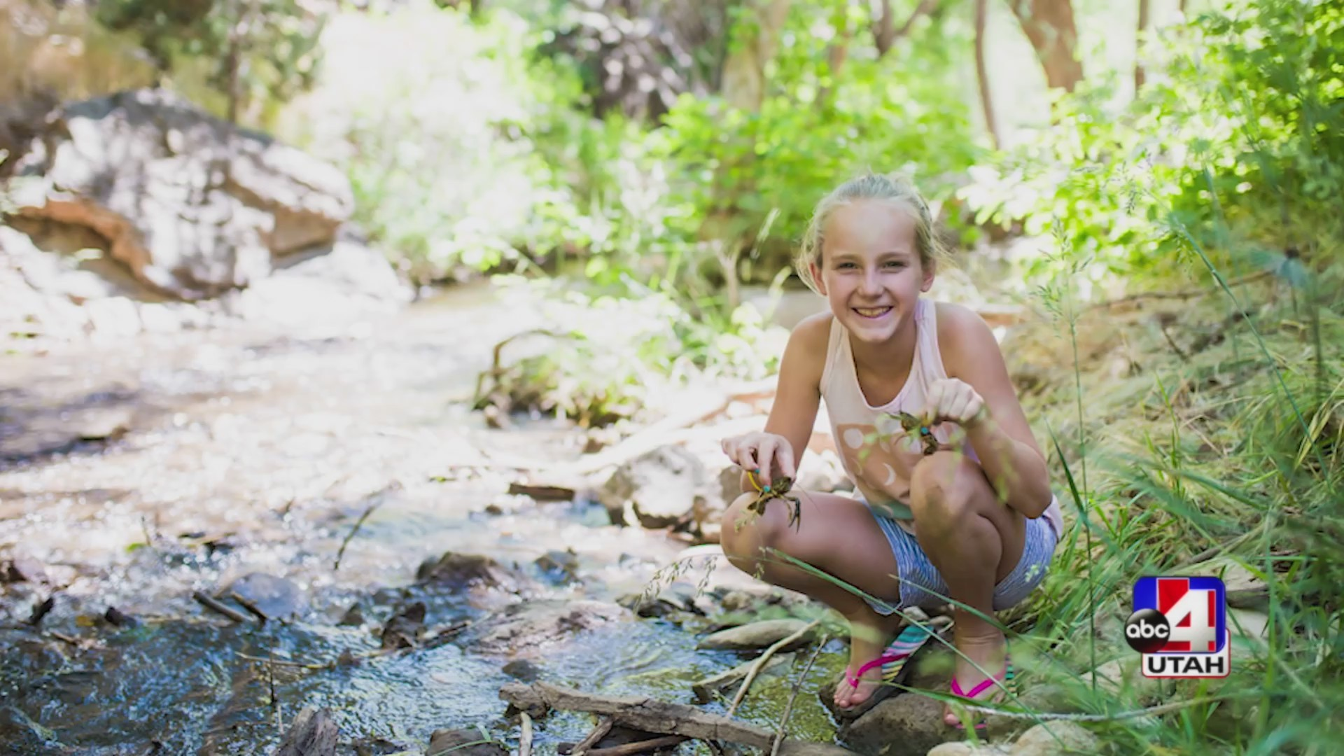 A Look At Veyo Pool & Crawdad Canyon