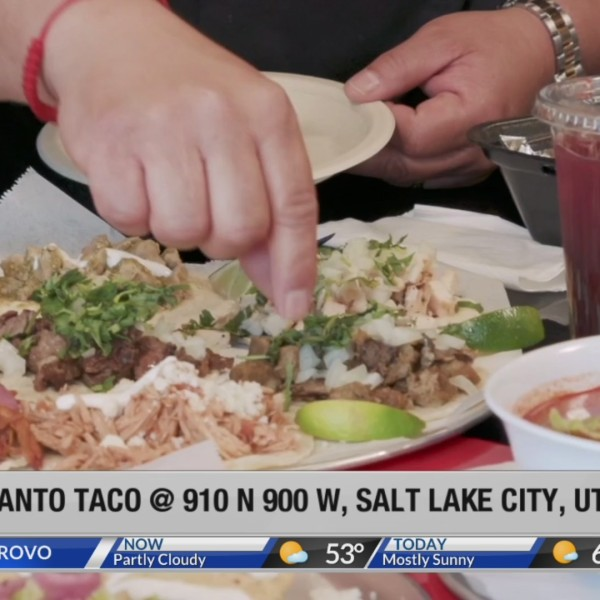 Authentic Mexican taqueria starts as popular Salt Lake taco cart