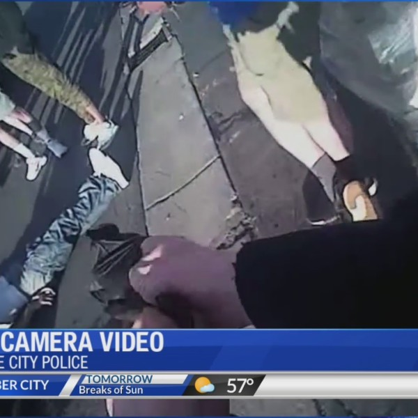 Crucial evidence: police body cam video released
