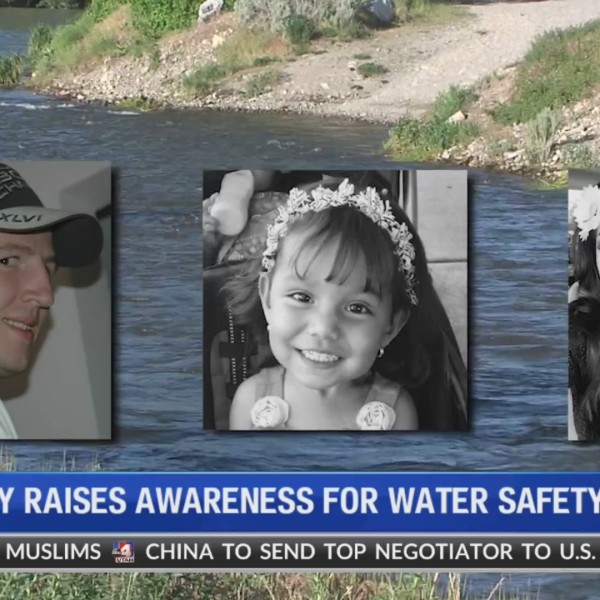 Family warning others about water safety after son, 2 others die in Provo river