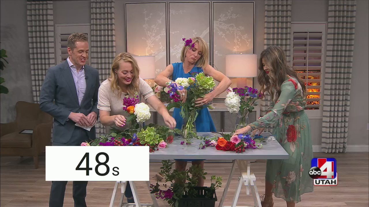 Flower Arranging Competition