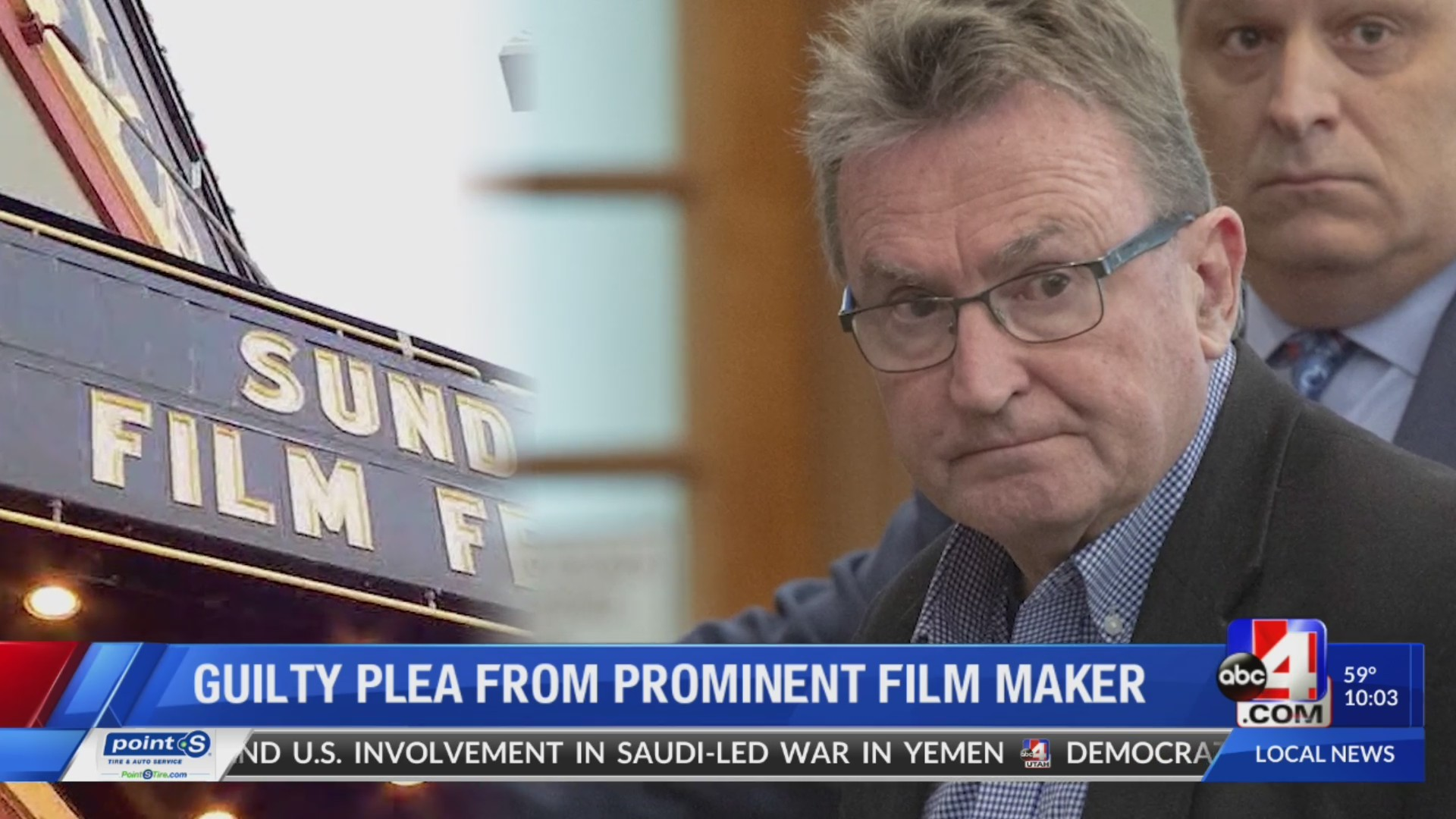 Guilty: prominent film maker enters plea in child abuse case