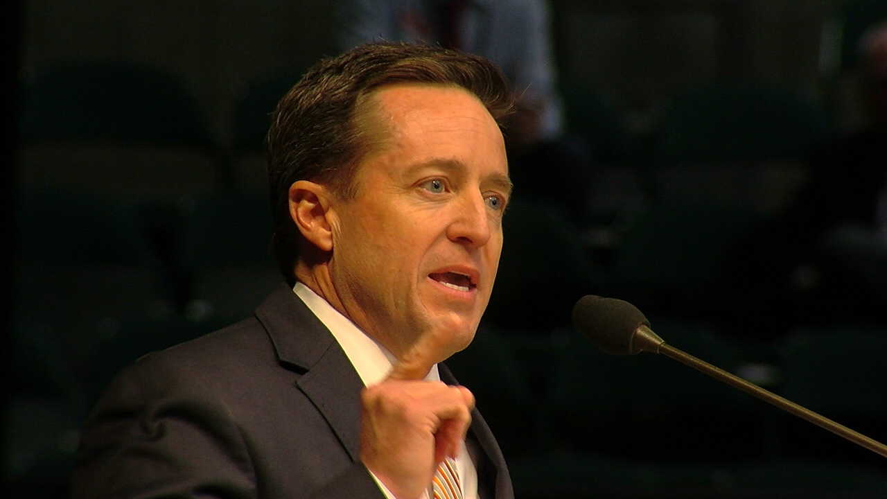 Derek Brown Utah GOP Chair