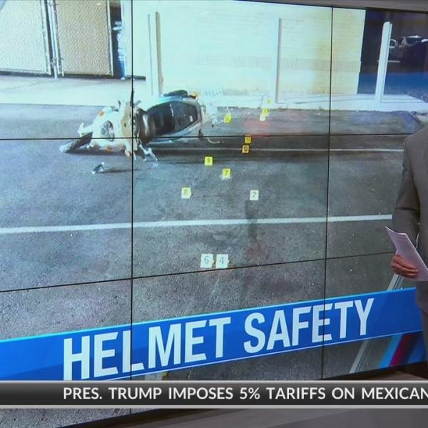 Helmet safety: two deaths in one week