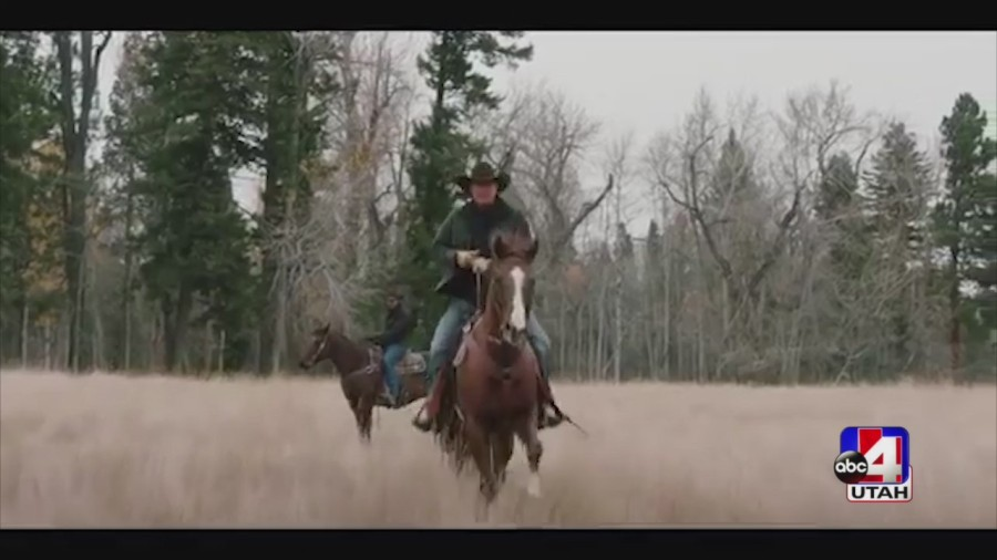 Kevin Costner's Live Talking Yellowstone