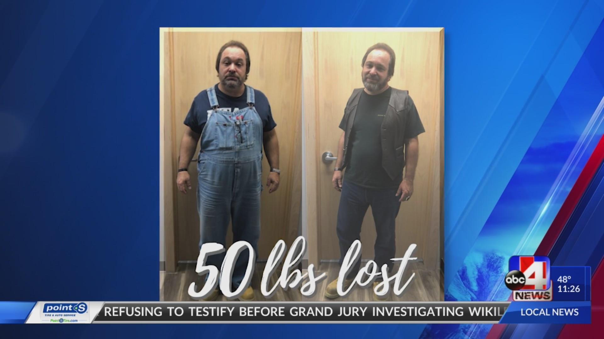 Natural approach, no tricks weight loss approach