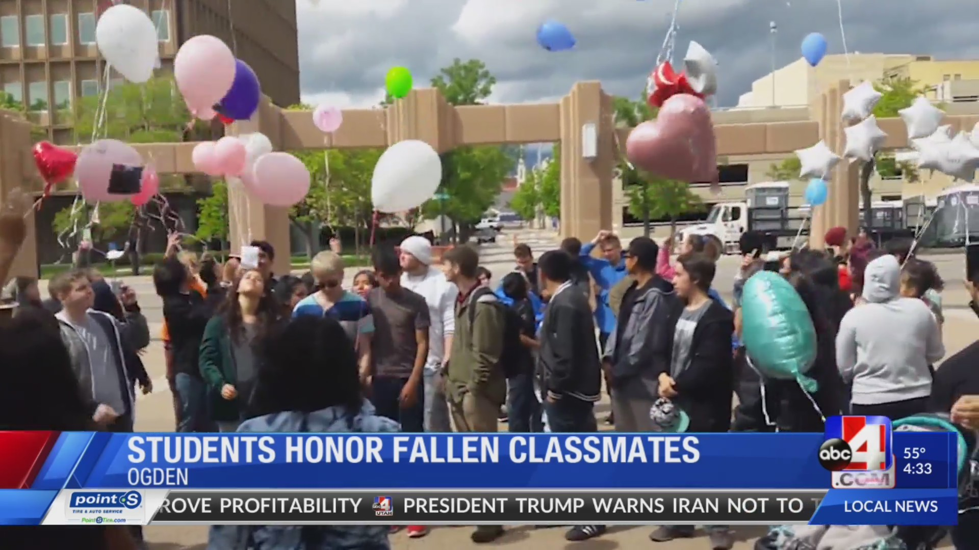 Ogden students petition for more ways to honor fallen classmates