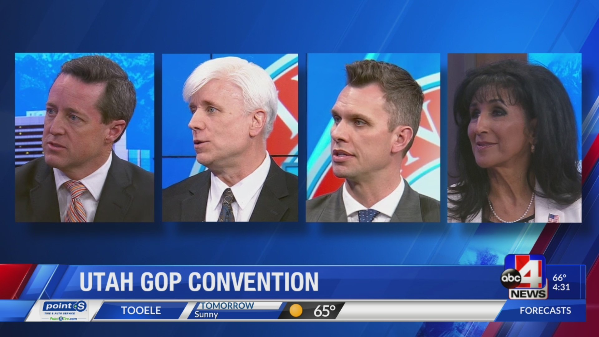 Republican delegates set to vote on new party chair