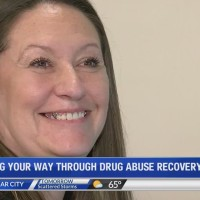 Smiling through drug abuse recovery