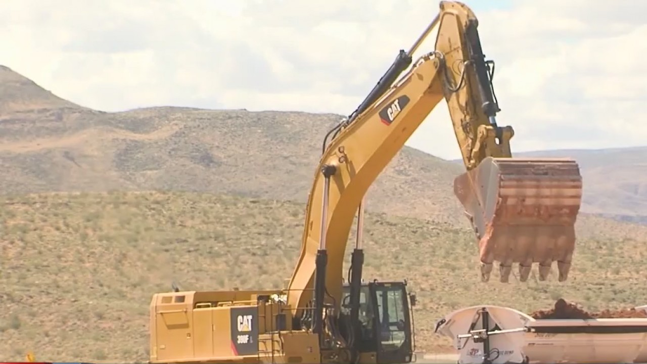 St. George airport closed for runway repairs in $26 million project
