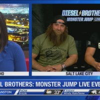 The Diesel Brothers Monster Jump