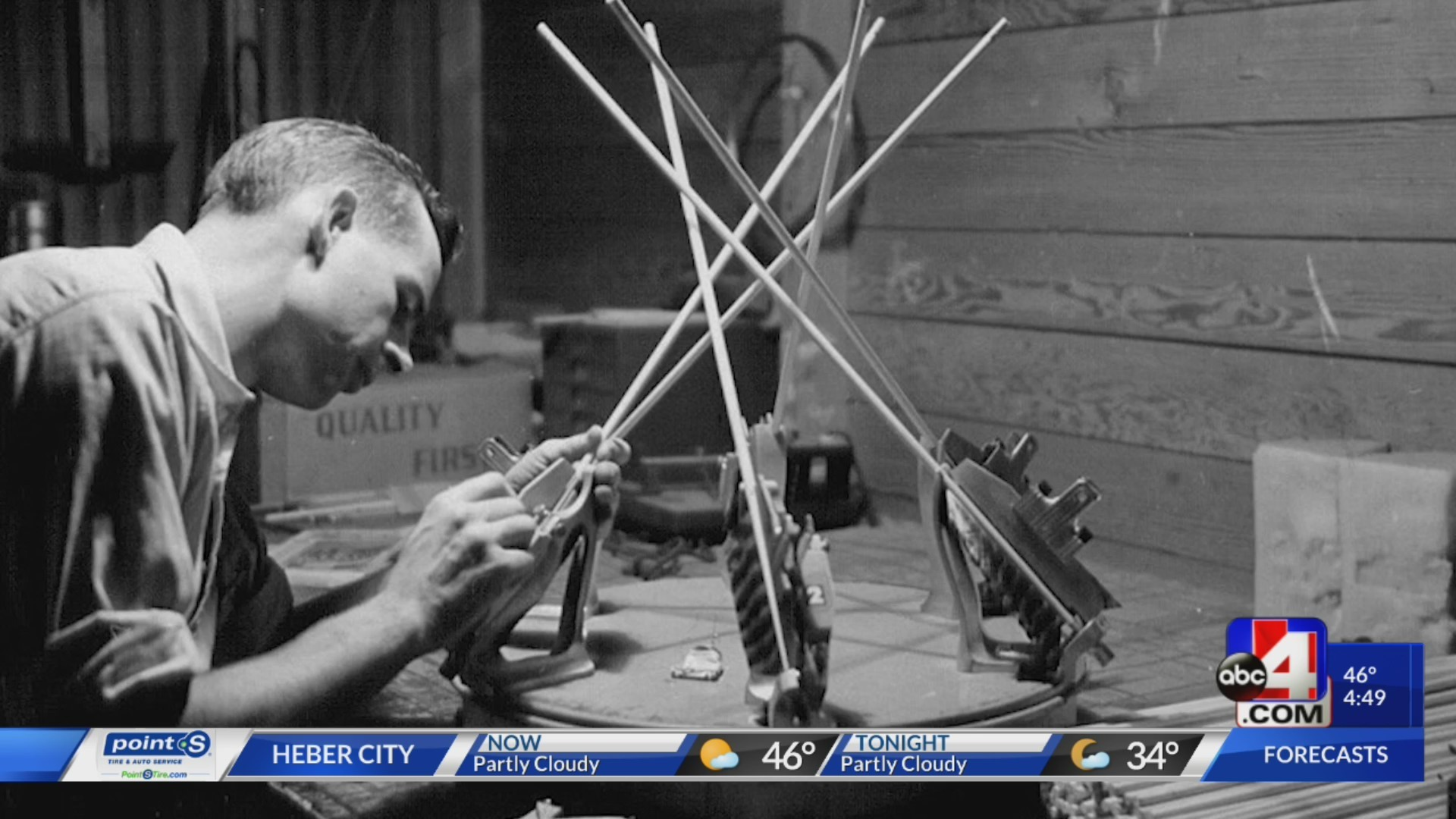 Utah company aims to improve archery techniques and equipment