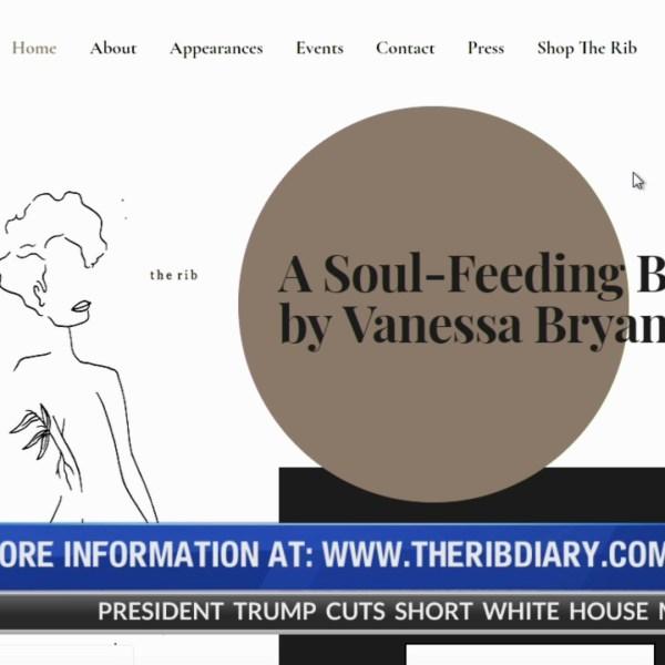 Vanessa Bryant Author of 'The Rib'