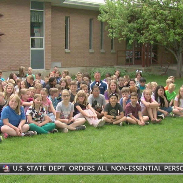 Weather School at Century Elementary