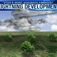 Why lightning occurs