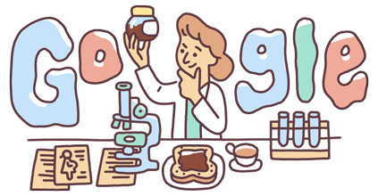 Google Doodle honors Wills