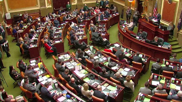 Senate sends bill to repeal tax reform to Governor Herbert