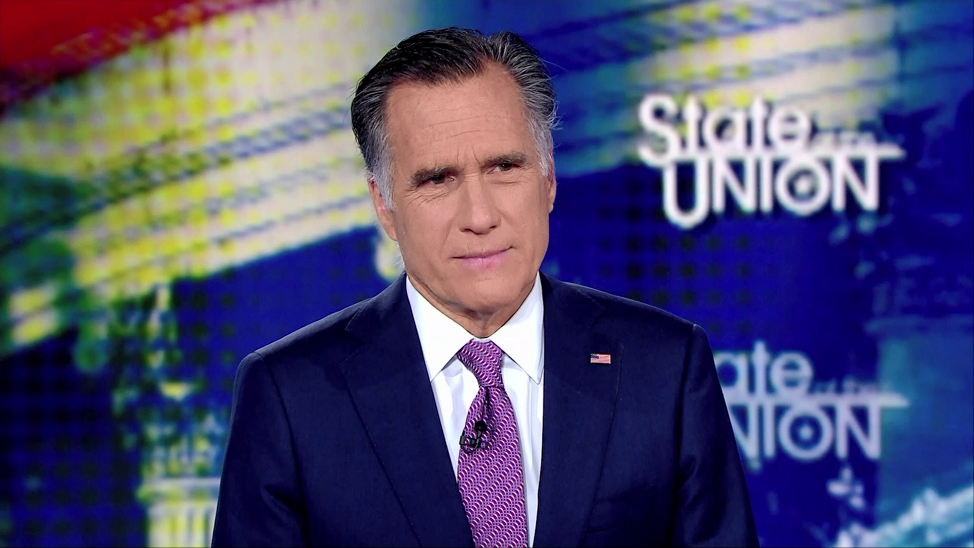 ROMNEY ON CNN'S STATE OF THE UNION