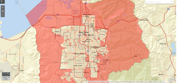 Jeff McCartney - Map: Utah Fireworks Restrictions