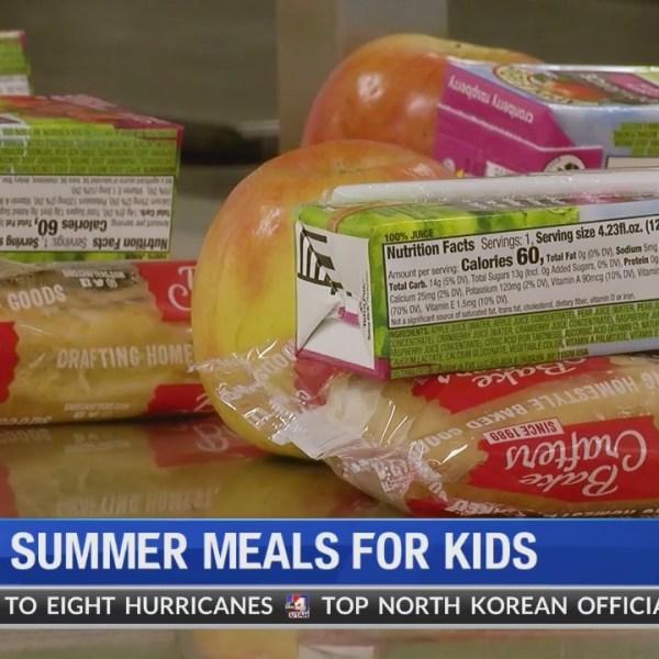 Free summer lunch program begins at Granite Schools