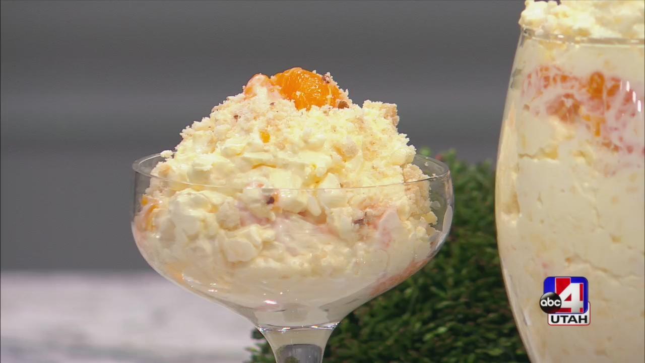 Mandarin Coconut Cream