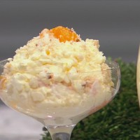 Mandarin Coconut Cream