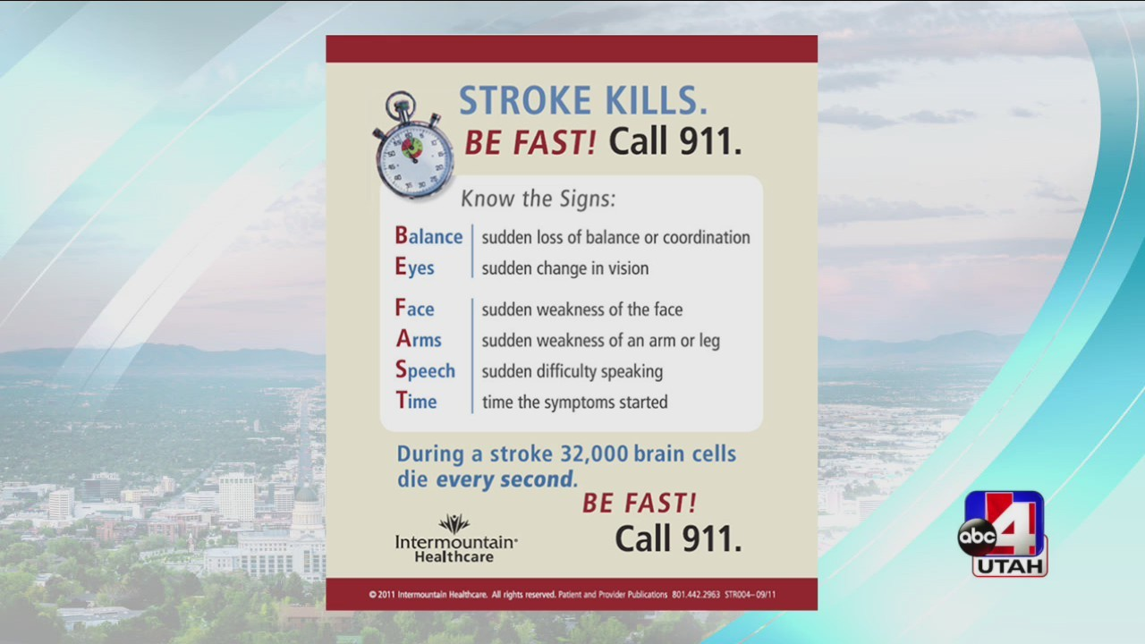 Recognize The Signs Of A Stroke