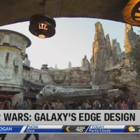 Star Wars Galaxy's Edge Design