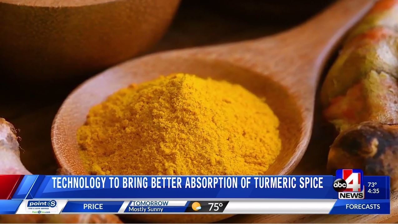 Utah company brings technology for better absorption of turmeric