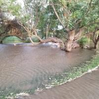 Lehi's Dry Creek Flooding