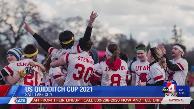Local team reacts to news of 2021 US Quidditch Cup in Salt Lake City