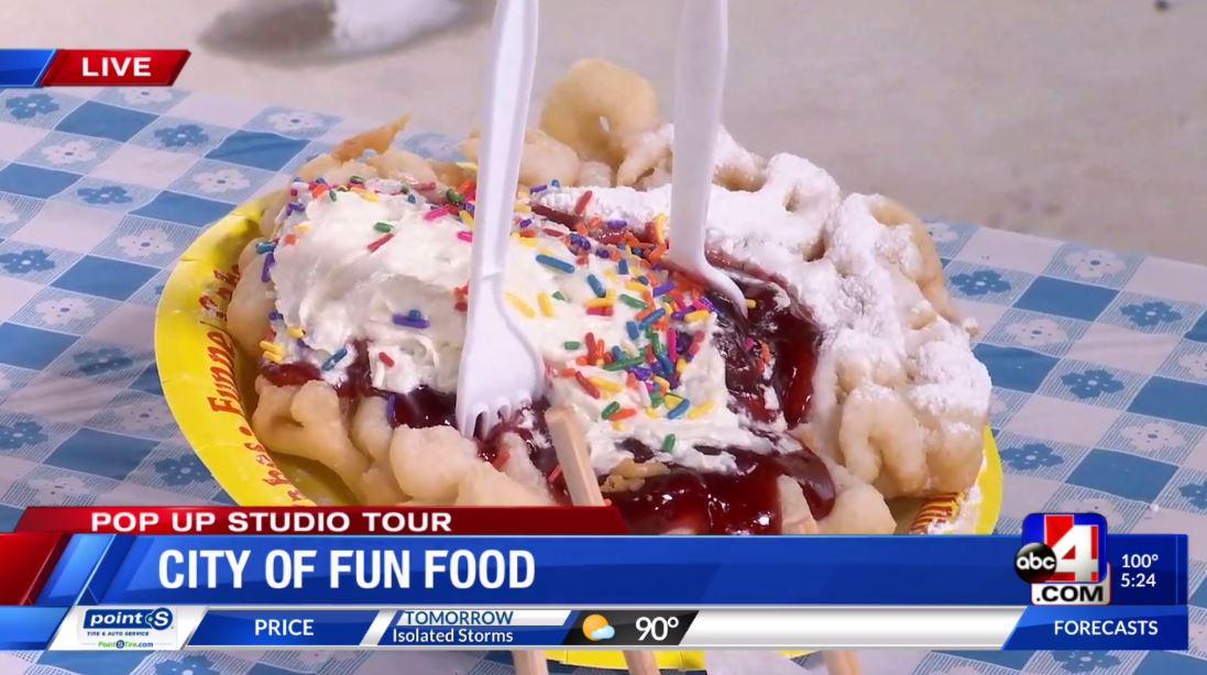 Pop Up Studio Tour: City of Fun Food