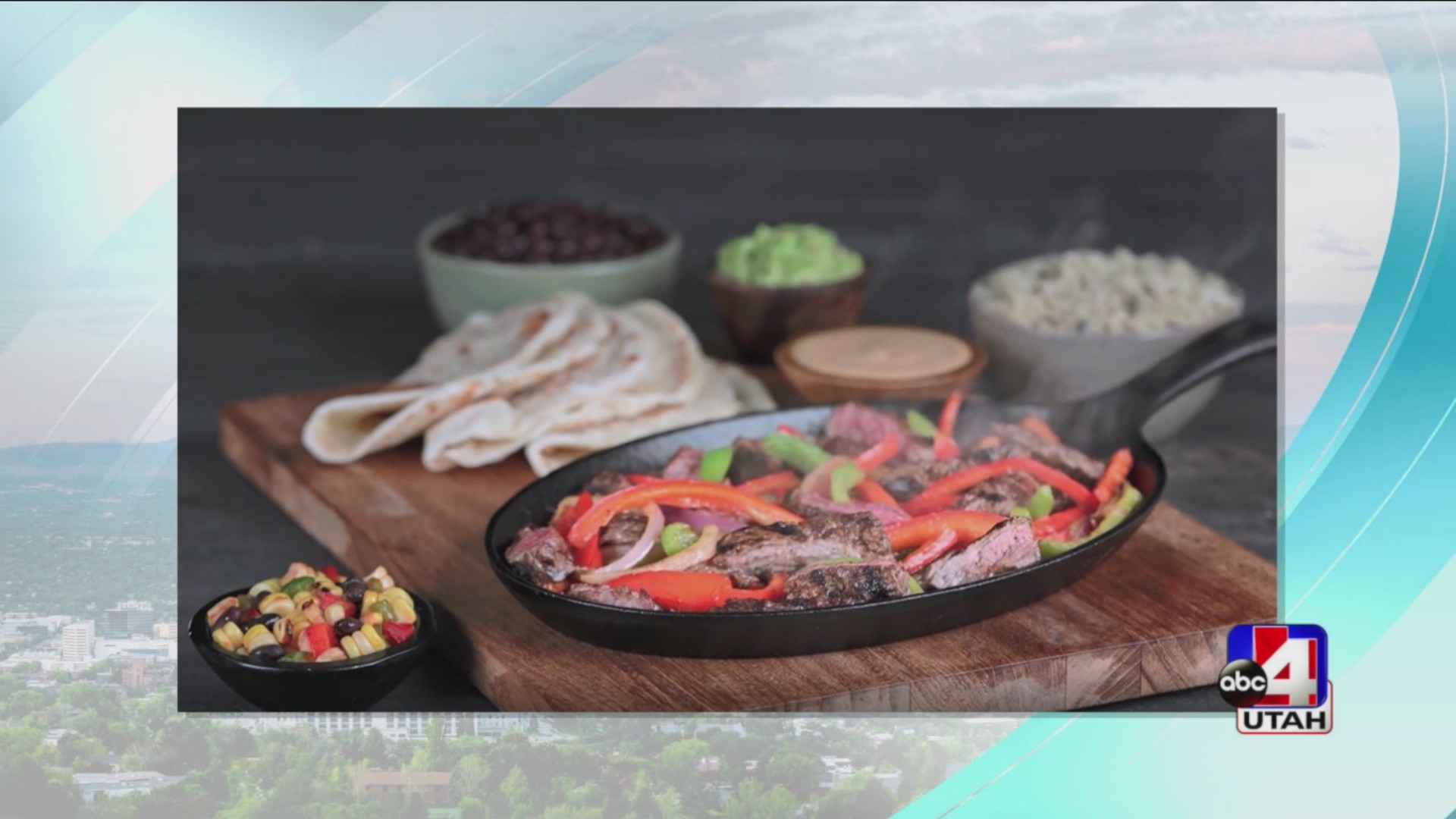 Cafe Rio Adds A New Sizzling Menu Item For A Limited Time Abc4 Utah