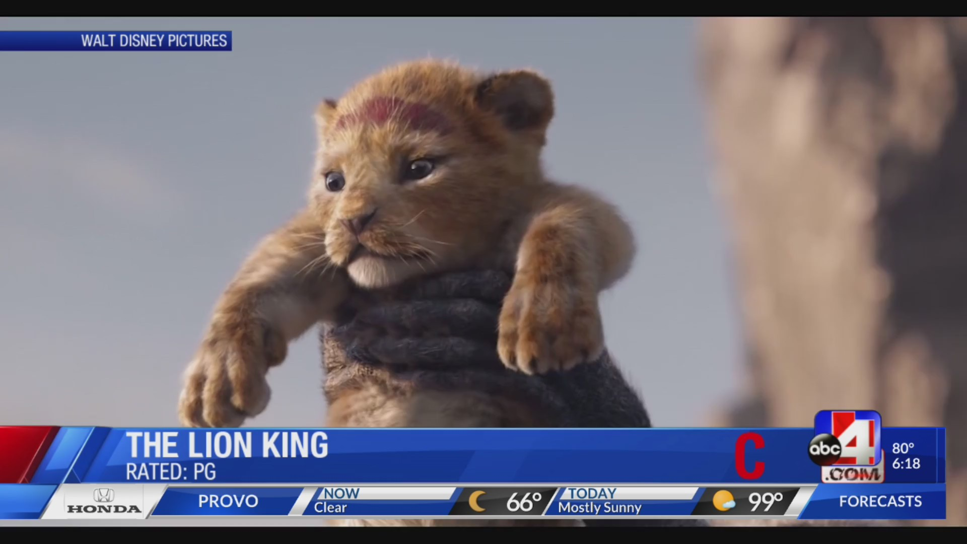 The Lion King Falls Short Of Expectations Abc 4